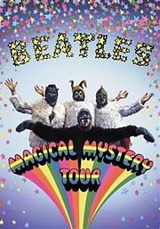 DVD image THE BEATLES - MAGICAL MYSTERY TOUR - (DVD)