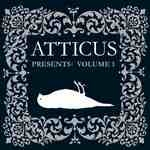 CD image ATTICUS PRESENTS: VOLUME 1 - (VARIOUS)