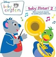 CD image for BABY EINSTEIN / BABY MOZART 2