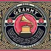 CD image 2010 GRAMMY NOMINATIONS - (VARIOUS)