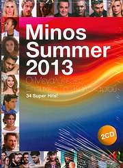 CD image MINOS SUMMER 2013 - ΜΙΝΟΣ ΚΑΛΟΚΑΙΡΙ 2013 - (VARIOUS) (2 CD)