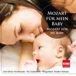 MOZART FOR MY BABY - (VARIOUS)