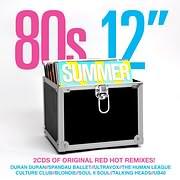 CD image 80s 12 SUMMER - (VARIOUS) (2 CD)