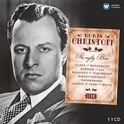 CD image BORIS CHRISTOFF / ICON: BORIS CHRISTOFF COLLECTION (11 CD)