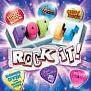 CD + DVD image POP IT ROCK IT  (CD + DVD) - (VARIOUS)