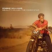 CD + DVD image ROBBIE WILLIAMS / REALITY KILLED THE VIDEO STAR (CD + DVD LIMITED DELUXE EDITION)