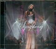 CD + DVD image SARAH BRIGHTMAN / SYMPHONY: LIVE IN VIENNA (CD + DVD)