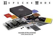 CD + DVD + BOOK image DEPECHE MODE / SOUND OF THE UNIVERSE BOX SET (3 CD + DVD + 2 BOOKS)