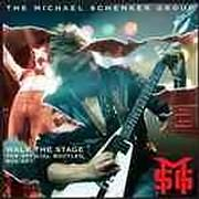 CD + DVD image MICHAEL SCHENKER GROUP / WALK THE STAGE: THE OFFICIAL BOOTLEG BOX SET (4 CD + 1 DVD)