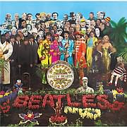 LP image BEATLES / SGT PEPPER S LONELY HEARTS BAND (REMASTERED / STEREO) (VINYL)