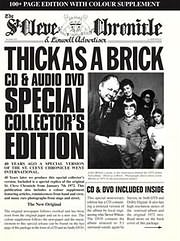 CD + DVD image JETHRO TULL / THICK AS A BRICK (40TH ANNIVERSARY SPECIAL EDITION) (CD + DVD)