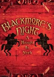 BLACKMORE S NIGHT / A KNIGHT IN YORK - (DVD)
