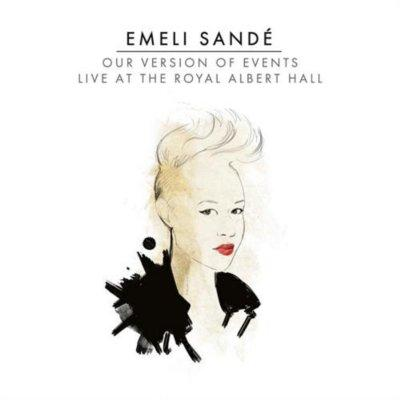 CD + DVD image EMELI SANDE / LIVE AT THE ROYAL ALBERT HALL (LTD) (CD+DVD)