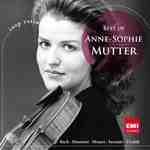 CD image ANNE - SOPHIE MUTTER / BEST OF ANNE - SOPHIE MUTTER