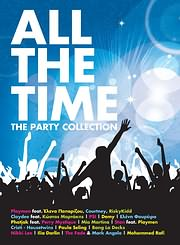 CD image ALL THE TIME - THE PARTY COLLECTION - (VARIOUS)