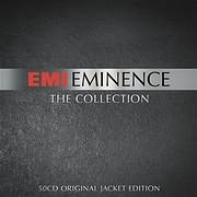 CD image EMI EMINENCE - THE COLLECTION (50CD) - (VARIOUS)