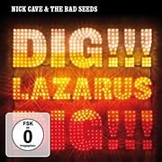 CD + DVD image NICK CAVE AND THE BAD SEEDS / DIG LAZAROUS DIG (REMASTER) (CD + DVD)