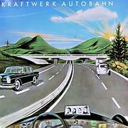 LP image KRAFTWERK / AUTOBAHN (VINYL)