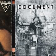 CD image R.E.M. / DOCUMENT - 25TH ANNIVERSARY EDITION (2CD)