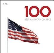 CD image 100 BEST AMERICAN CLASSICS (6 CD) - (VARIOUS)