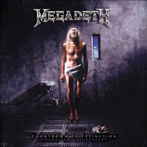 CD image MEGADETH / COUNTDOWN TO EXTINCTION (DELUXE EDITION) (2CD)