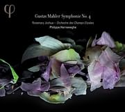 CD image MAHLER / SYMPHONIE N 4 - ROSEMARY JOSHUA - ORCHESTRA DES CHAMPS ELYSEES - PHILIPPE HERREWEGHE