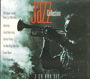 CD image for THE JAZZ COLLECTION / 48 CLASSIC TRACKS FROM JAZZ MASTER (3CD)