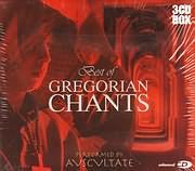 CD image for GREGORIAN CHANTS / BEST OF GREGORIAN CHANTS - PERFORMED BY AVSCVLTATE (3CD)