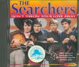 CD image for SEARCHERS / DON TTHROW YOUR LOVE AWAY