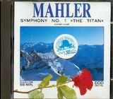 CD image MAHLER / SYMPHONY N 1 THE TITAN