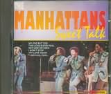 CD image for THE MANHATTANS / SWEET TALK