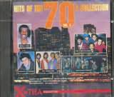 CD image HITS OF 70 S COLLECTION - (VARIOUS)