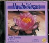 CD image HAYDN / SYMPHONIES N 104 - 22 / MOZART / HAYDN QUARTET