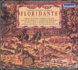 CD image HANDEL / FLORIDANTE OPERA IN 3 ACTS HWV.14 / MC GEGAN (3CD)