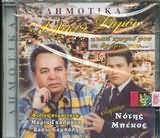 CD image ALEKOS DIMOU / GIATI HORIO MOU OI DROMOI SOU KLARINO NOTIS BEKOS