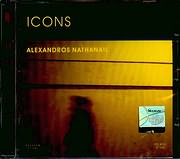 CD image for ALEXANDROS NATHANAIL - ΑΛΕΞΑΝΔΡΟΣ ΝΑΘΑΝΑΗΛ / ICONS - ΕΙΚΟΝΕΣ