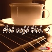 ART CAFE VOL.2 - 19 EASY LISTENING TRACKS - (VARIOUS)