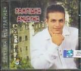 CD image ANESTIS RABIDIS / ZONTANO