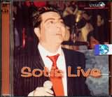 CD image SOTIS VOLANIS / SOTIS LIVE (2CD)