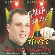 KOSTAS SAFETIS / <br>AINTE - GALLA LIVE STI THESSALONIKI