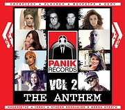 CD image THE ANTHEM VOL.2 - (VARIOUS)