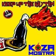 CD image KOZA MOSTRA / KEEP UP THE RHYTHM