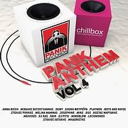 CD image PANIK ANTHEM VOL.4 - (VARIOUS)
