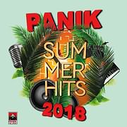 CD image PANIK SUMMER HITS 2018 - (VARIOUS) (2 CD)