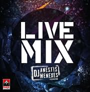 CD image for LIVE MIX BY ANESTIS MENEXES - (VARIOUS)