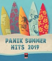 CD image PANIK SUMMER HITS 2019 - (VARIOUS) (2 CD)