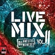 CD image ANESTIS MENEXES / LIVE MIX BY ANESTIS MENEXES VOL II