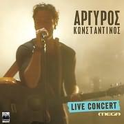 CD image KONSTANTINOS ARGYROS / LIVE CONCERT MEGA