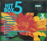 HIT BOX 5 - (VARIOUS)