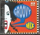 CD image GROOVY MIX - (VARIOUS)
